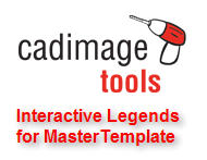 Cadimage Tools Legends for ArchiCAD MasterTemplate | Eric Bobrow's